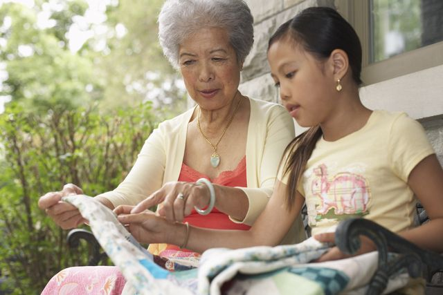 Grandparents Day is more than a day to honor grandparents. It's also a day for grandparents to honor their children's children. One way to do this is with an appropriate gift or outing, one that reinforces the importance of family.