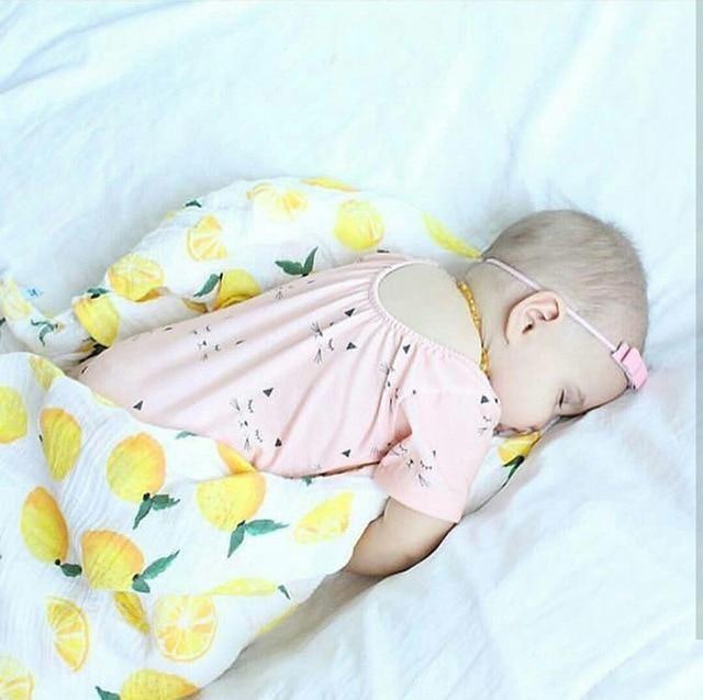 Newborn Muslin 100 Cotton Soft Baby Blanket Swaddling Baby Blankets 120x120cm Bedding Blankets Swad With Images Cotton Baby Blankets Soft Baby Blankets Best Baby Blankets
