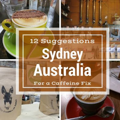 Coffee in Sydney - 12 Recommendations for a Caffeine Fix