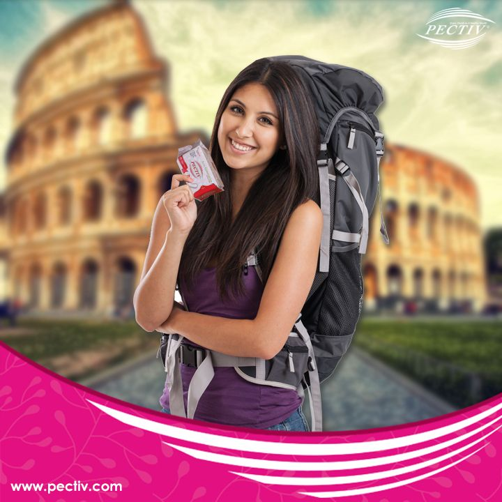 Heading abroad for EID holidays? Don't forget your PECTIV Daily liners in hand to keep you fresh and protected whenever, wherever! :)  متجهه الى الخارج لقضاء عطلة العيد؟ لا تنسي PECTIV اليومية في حقيبتك لإبقائك منتعشة و محمية في كل وقت و في كل مكان ! :)  #pectiv #sanitarypads #bestpadever #EID #holiday #getaway #vacation #travel #dreamvacation #women #woman #mydubai #dubai #dxb #uae #ramadan #igers #abd
