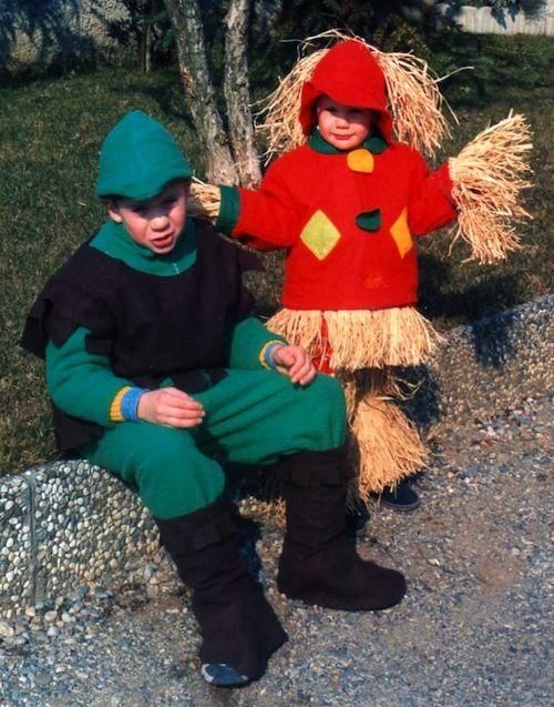Costume spaventapasseri  Autrice: Mariangela
