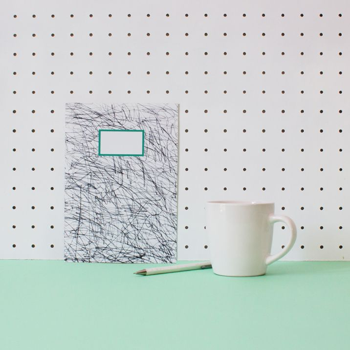 Carnet Graphite 100% recyclé / Oelwein
