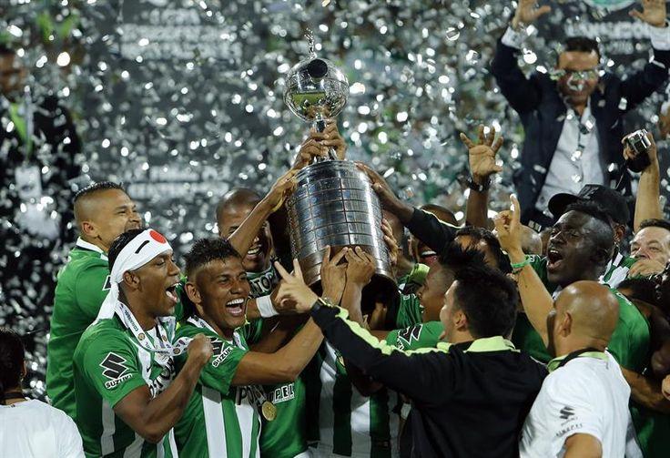Atlético Nacional gana su segundo título de Libertadores después de 27 años | Radio Panamericana