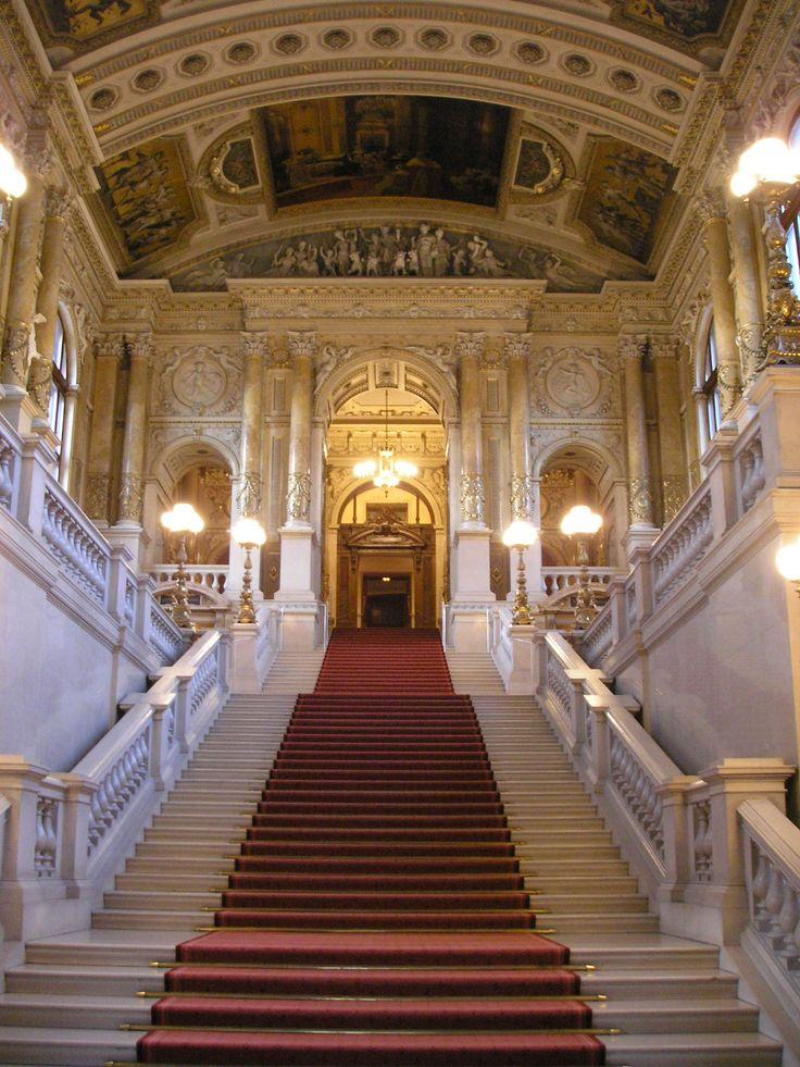 Burgtheater - Wien - Image : Wikimedia.org