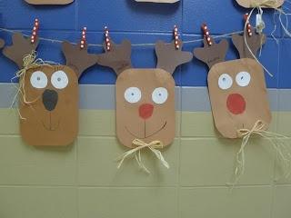 First Grade Blue Skies: Christmas