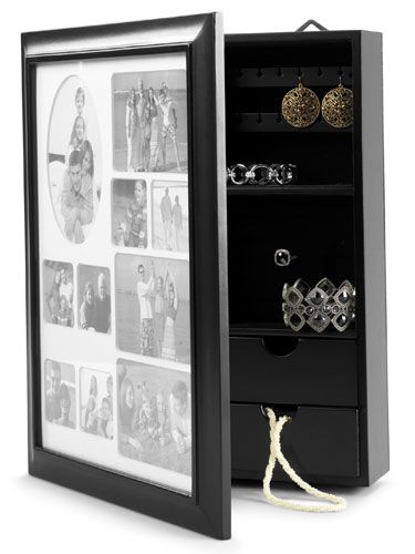17 Best Images About Picture Frame Jewelery Box On Pinterest
