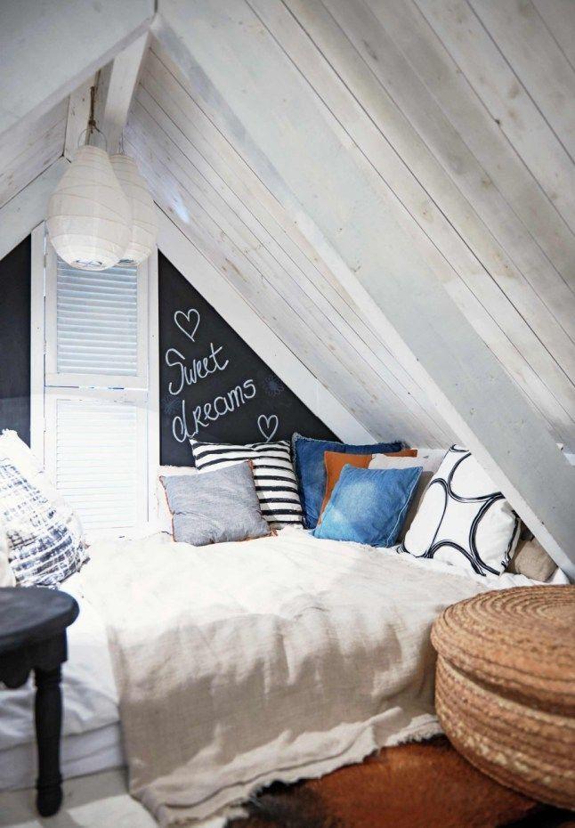 Une maison en couleurs aux Pays-Bas (PLANETE DECO a homes world)