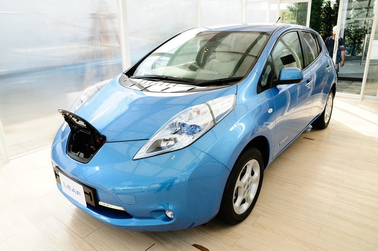 Nissan Leaf Sales Breach 50,000