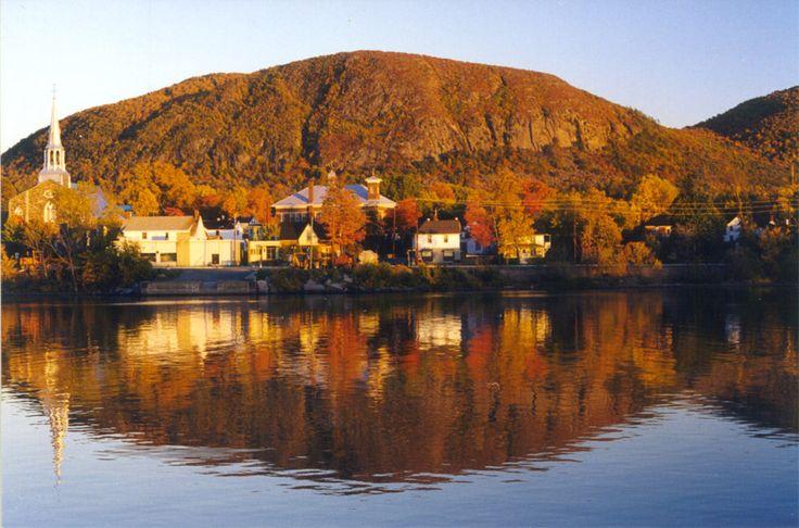 Mont Saint-Hilaire   Coeur villageois de Mont-Saint-Hilaire