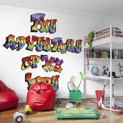 Decoración juvenil murales  #decoracion #paredes