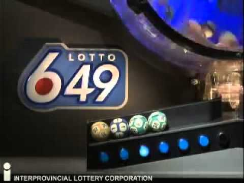 lotto 649 july 4th 2012