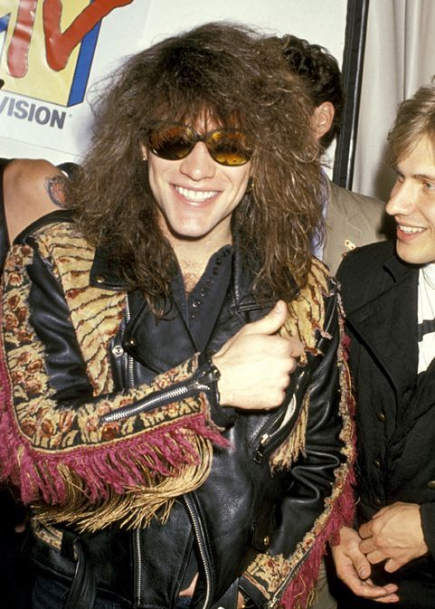 51 Most Awesomely 80s Pictures Of Jon Bon Jovi