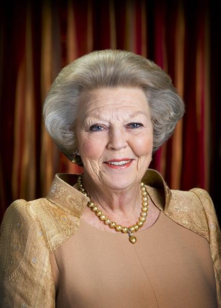 El último cumpleaños de Beatriz de Holanda como Reina de los Países Bajo