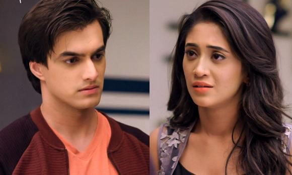 Guesskaro.com: As per YRKKH latest news, Kartik and Naira will get separated once again. Naira finds her to be responsible for Kartik's failure and decides to stay at Singhania house for some days. Kartik and Naira's separation twist reveals out to be Dadi and Keerti's plotting.