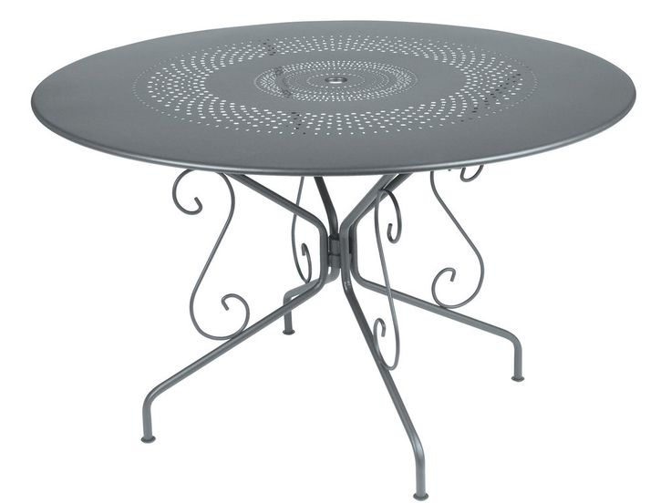 25 best ideas about table ronde jardin on pinterest for Petite table ronde de jardin