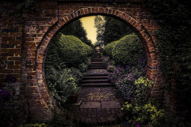 Time is the Portal by Photocillin  on 500px