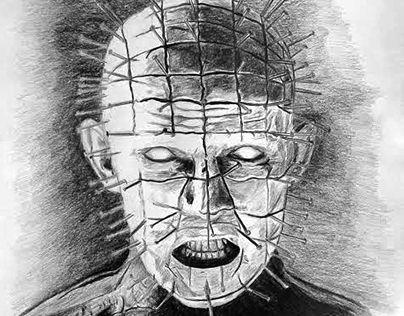 "Check out new work on my @Behance portfolio: ""Hellraiser Fan Art"" http://be.net/gallery/45286009/Hellraiser-Fan-Art"