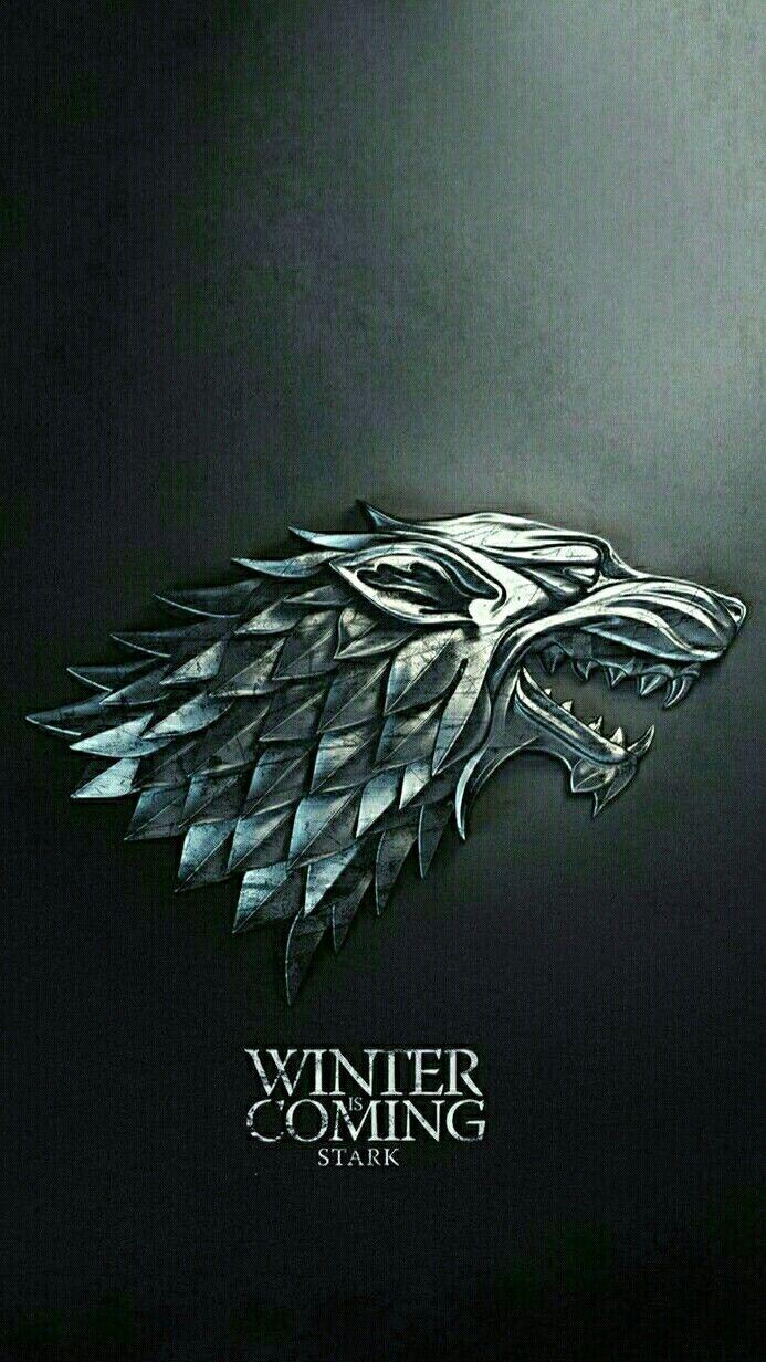 Wallpaper Game of Throne Stark #wallpaper #iPhone