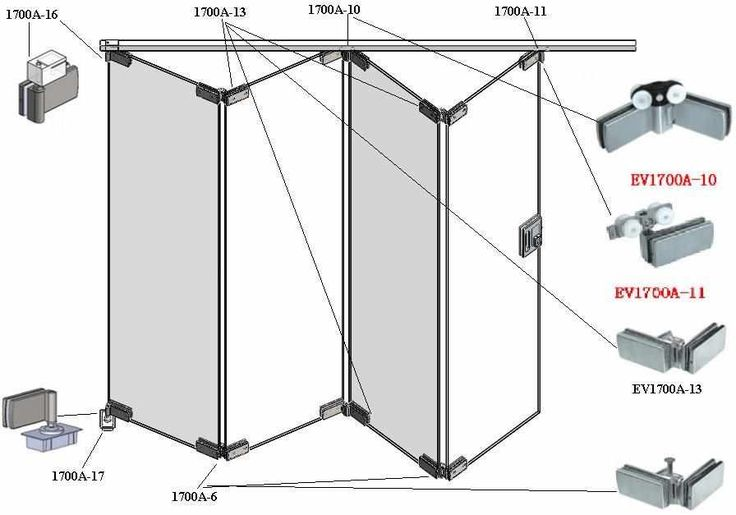 Source Glass Folding Door Hardware Folding Door On M Alibaba Com In 2020 With Images Folding Doors Folding Glass Doors Door Fittings