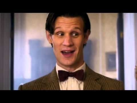 Doctor Who: The First Question - 50th Anniversary Trailer (HD)  OH MY.