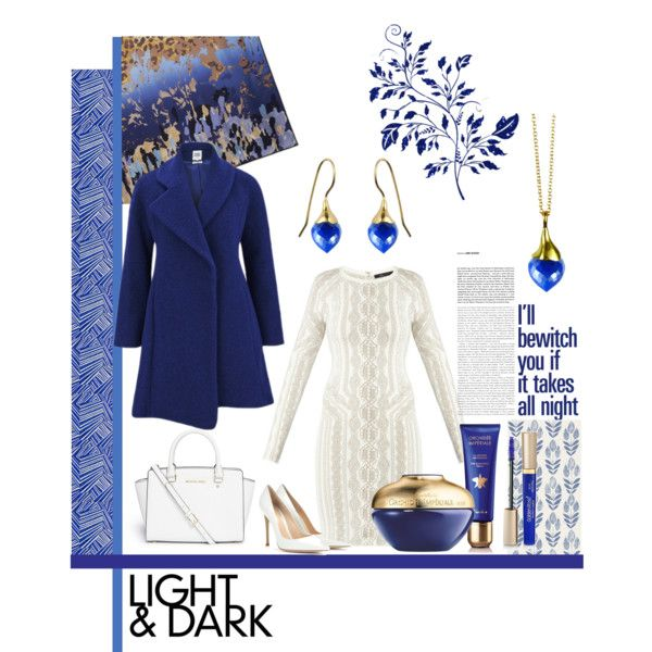 """Light & Dark"" by mounirjewellery on Polyvore"