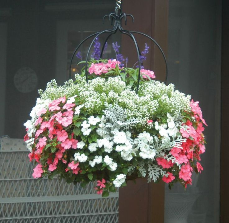 Hanging Baskets Basket Planters and Flower Baskets