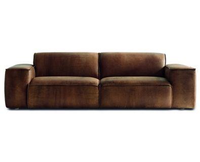 Weylandts Marconi 3 Seater Sofa (Rustica Leather)