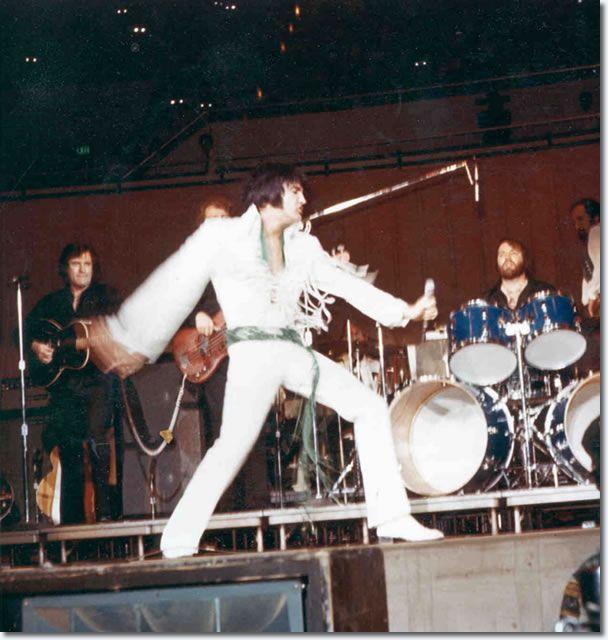 Elvis Presley : Mobile AL : Monday, September 14, 1970.