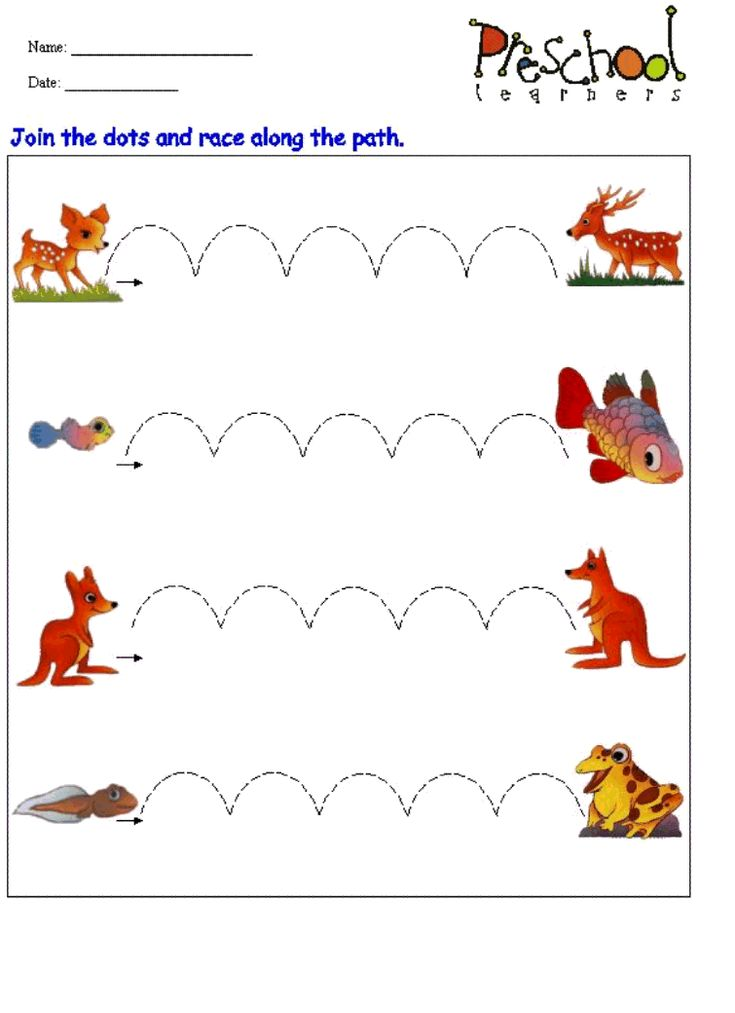 Easy No-Prep Prewriting Practice Printables