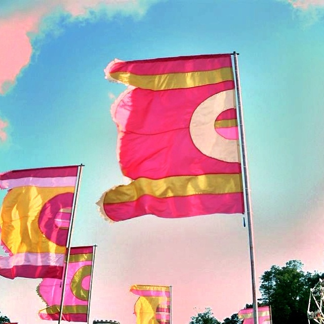 Camp Bestival Family Festival Fun 2014: 42 Best Images About Flags & Bunting On Pinterest
