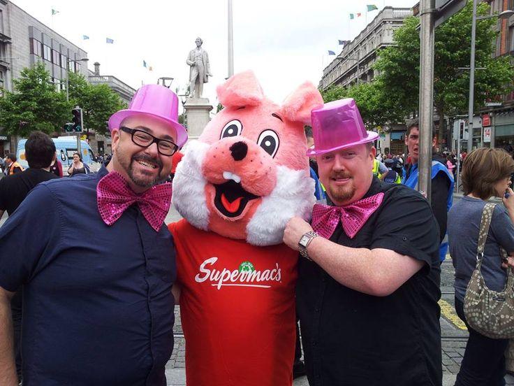 Julian & Pete Pride 2013