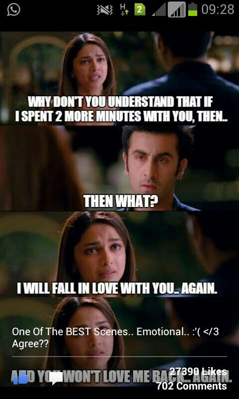 Awwwww!!This was one of the most emotional part!  ღFollow •Bollywood Freak• ツ for more bollywood posts! ღ