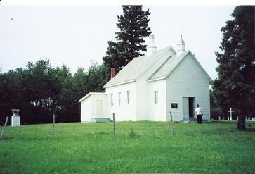 Eparchy of Saskatoon | Olesha - Sacred Heart of Jesus (closed)