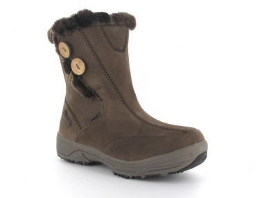 Hi-Tec – V-Lite Snowflake Chukka 200I Womens – #Snowboots - De Hi-Tec dames snowboots zijn bovenaan netjes afgewerkt met een nepbont kraag. De snowboots hebben textiel voeringen met Thinsulate® isolatie wat de voeten warm, droog en comfortabel houdt.  #sneeuwschoen #sneeuwschoenen #sneeuwlaars #sneeuwlaarzen #Hi-Tec #HiTec