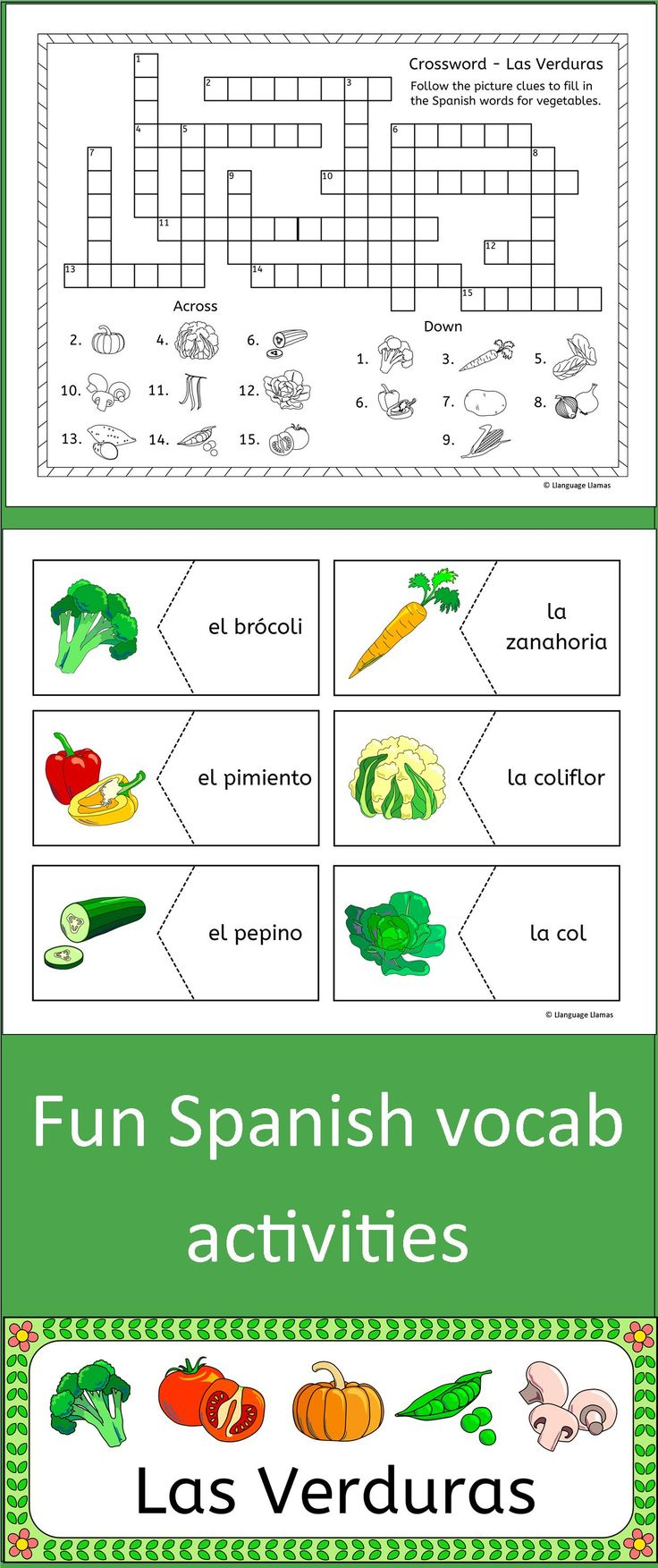 97 best Elementary Spanish for young language learners images on ...