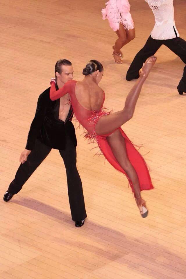 фото засветы бальных танцев