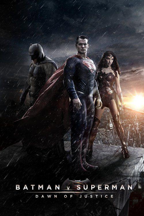 Debasree's review of Batman v Superman: Dawn of Justice