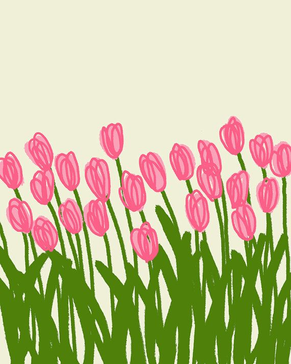 Tulips by Jorey Hurley