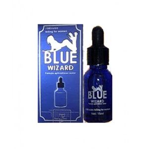 Obat Perangsang Super !!!: Blue Wizard Obat perangsang wanita herbal
