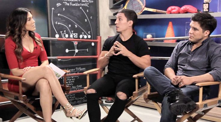EXCLUSIVE: The Ultimate Fighter 24 Coaches Joseph Benavidez & Henry Cejudo Interview - http://www.truesportsfan.com/exclusive-the-ultimate-fighter-24-coaches-joseph-benavidez-henry-cejudo-interview/