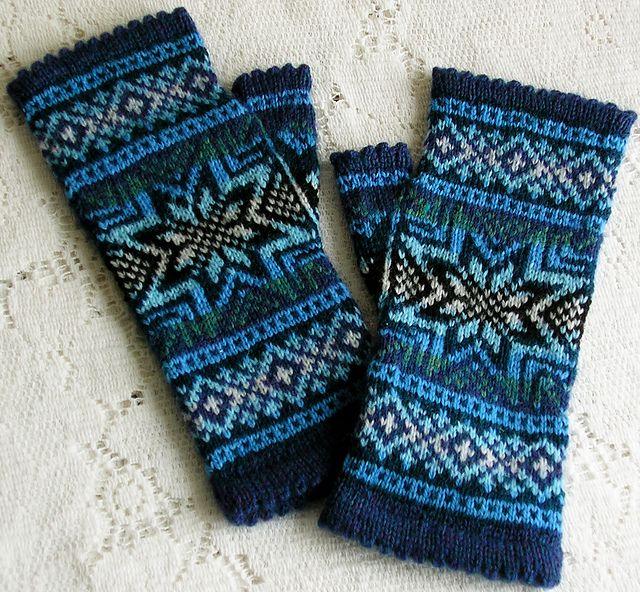 102 best Knit/Crochet Gloves-Mittens images on Pinterest ...