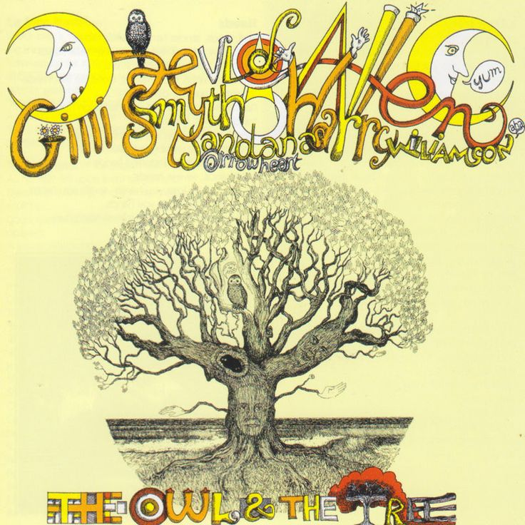 The Owl And The Tree [Daevid Allen and Mother Gong]