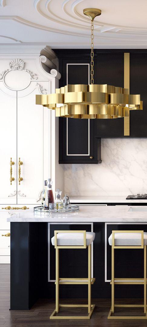 kitchen ideas in 2019 kitchen pinterest kitchen design gold rh pinterest com
