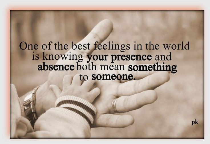 Relationship Quotes~A Beautiful Thought for the day~Absence | Inspirational Quotes - Pictures - Motivational Thoughts |Quotes and Pictures - Beautiful Thoughts, Inspirational, Motivational, Success, Friendship, Positive Thinking, Attitude, Trust, Perseverance, Persistence, Relationship, Purpose of Life