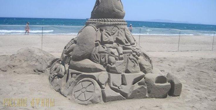 Невероятные песчаные скульптуры на Крите http://feedproxy.google.com/~r/russianathens/~3/h47K89l5saw/21861-neveroyatnye-peschanye-skulptury-na-krite.html  Отдыхающиена пляже Амудара в Ираклионе, Крит, в эти дни имели возможность наблюдать за песчаными шедеврамив рамкахФестиваля песчаной скульптуры 2017.Художники из Греции и из-за рубежа продемонстрировали свои невероятные творческие таланты, предлагая зрителям возможность полюбоваться их затейливыми работами.