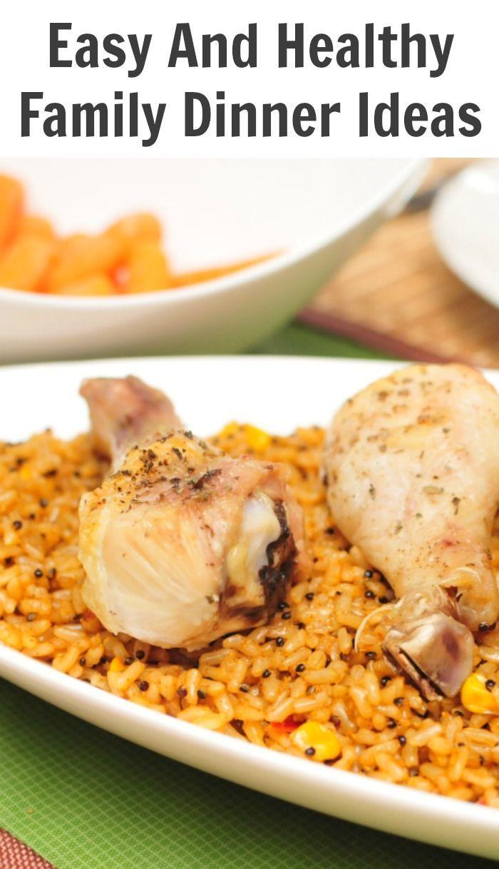 377 best menu plans images on pinterest kitchens Easy dinner recipes for family of 6