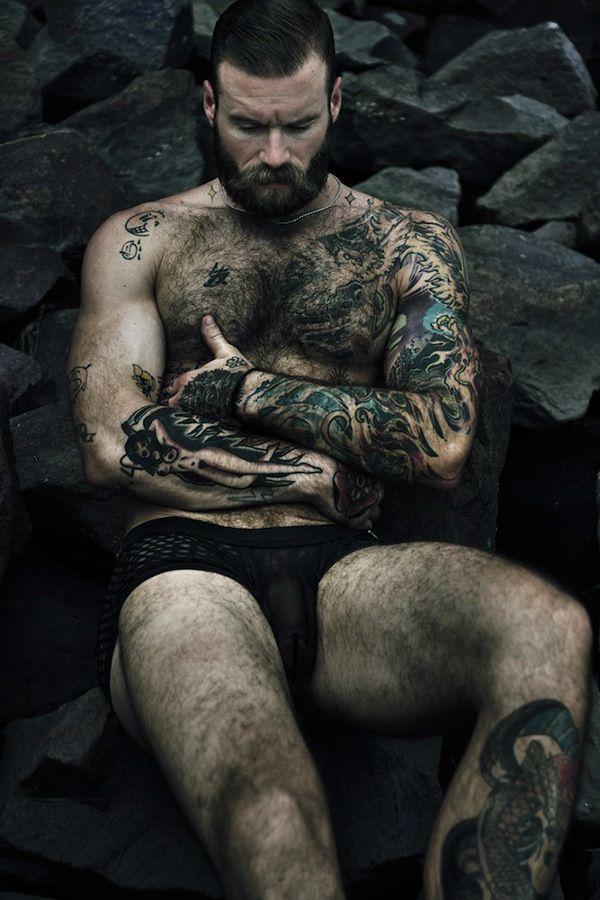 les 80 meilleures images du tableau gabe laduke sur pinterest barbes tatoo et hommes barbe. Black Bedroom Furniture Sets. Home Design Ideas