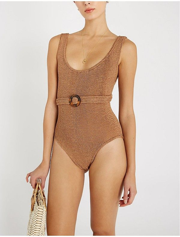 5b8b578755 HUNZA G Solitaire swimsuit in 2019 | just.keep.swimming | Hunza g ...