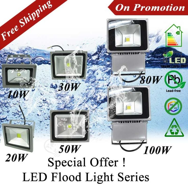 Best Price Led Flood Lights, Waterproof, Wired, AC85~265V, Replaces Traditional Halogen flood light - See more at: http://www.lightingshopping.com/waterproof-best-price-led-flood-light-110v-or-220v.html