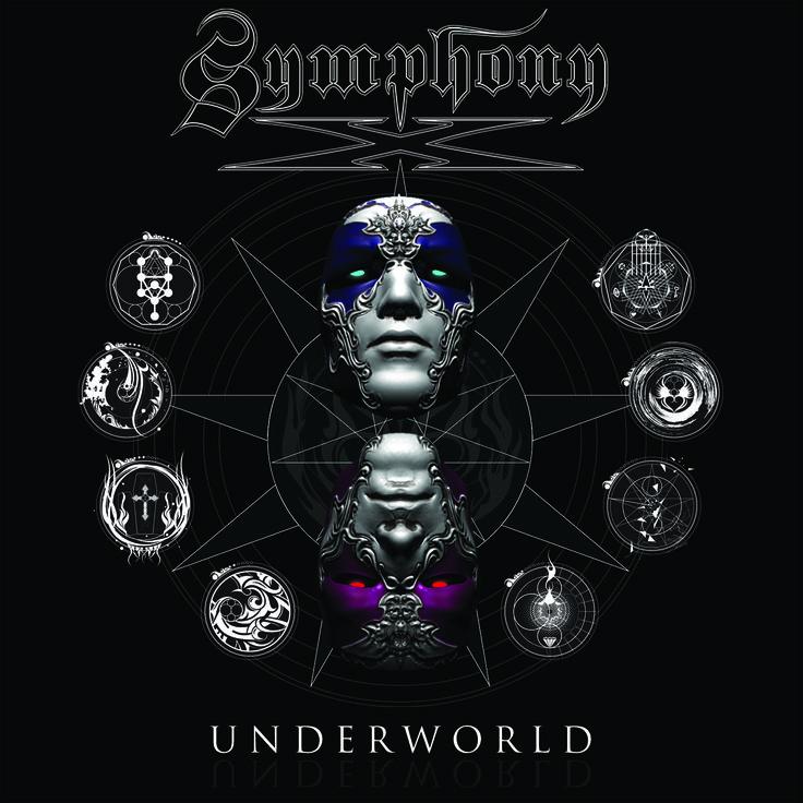 cool SYMPHONY X – new album »Underworld« in July